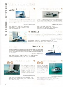 Multihull Guide - Tan