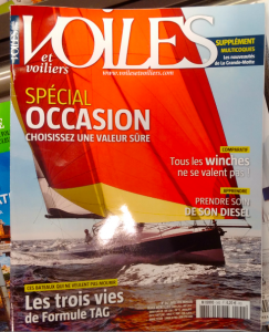 Main page - Voiles et voiliers